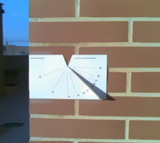 Haz tu propio Reloj Solar de papel