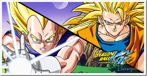 Opening y Ending oficiales de Dragon Ball Z Kai para Latinoamérica