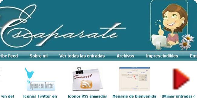 """En memoria de Rosa Torres de """"El Escaparate de Rosa"""""""