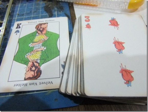 deadlands poker deck