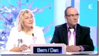 Bernadette et Daniel