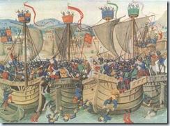 0624 bataille de l'Ecluse