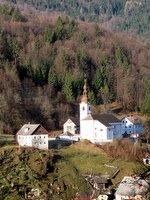 Cerkev Sv. Trojice v Kamni Gorici