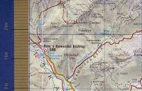 Zemljevid Orglice