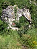 Naravni most Koloč
