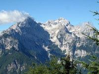 Triglav z vrha Jerebikovca