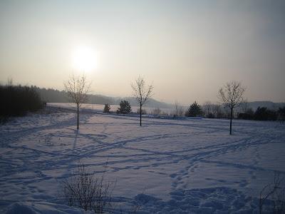 Where did the sun go?!? / Il est ou ce soleil?!?