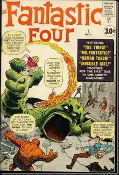 Fantastic Four 1 -1961