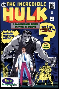 Incrivel Hulk v1 001