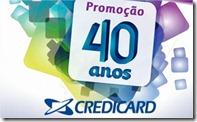 Credicard 40 anos