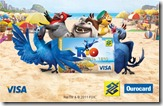Ourocard Visa Rio