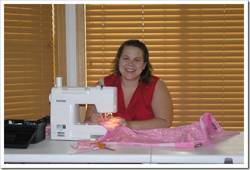 Melissa Sewing Nursing Covers