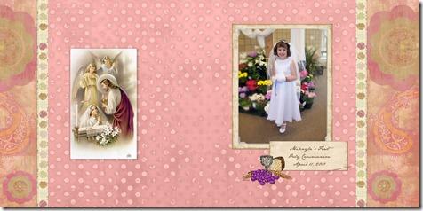 Mikaylas 1st Communion - Page 001