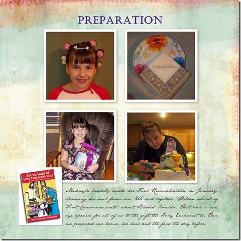 Mikaylas 1st Communion - Page 003