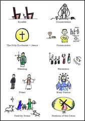 Catholic Mass Cards sample2
