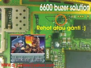 Trik Jumper  6600 Buzer Solution