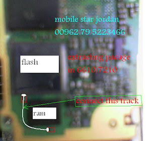 Trik Jumper  6610 Extracting Package Failed