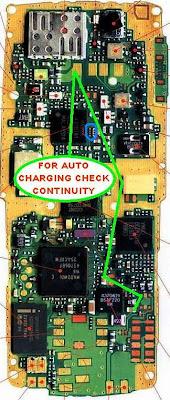 Solusi Nokia 2100 charging
