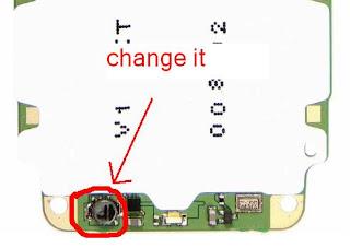 Solusi Nokia 1600 lampu