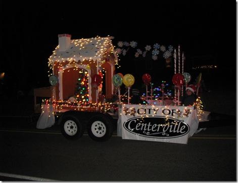 Centerville Xmas Parade