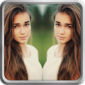 Download Mirror Image - Photo Editor APK on PC