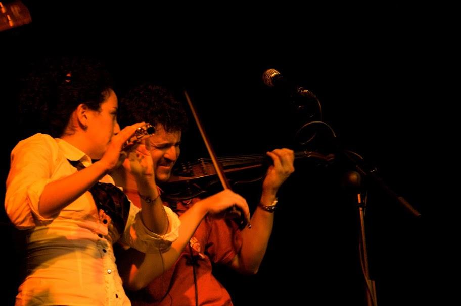 Alma Rota en CATS 2010