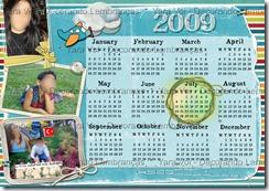 Calendário1 Inglês