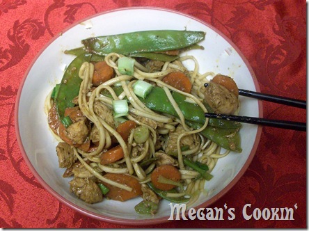 Easy Chinese Chicken Stir Fry