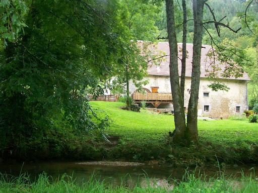 Le moulin d'Avelle