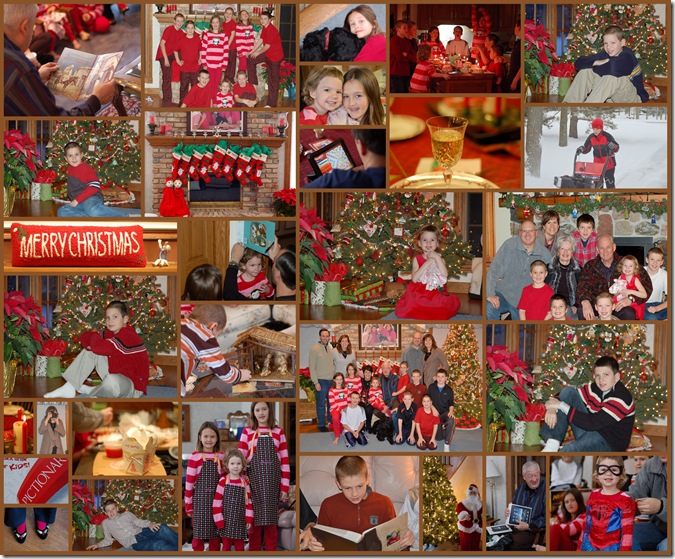 christmascollage2010