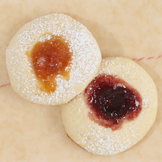 Siobhan's Thumbprint Cookies