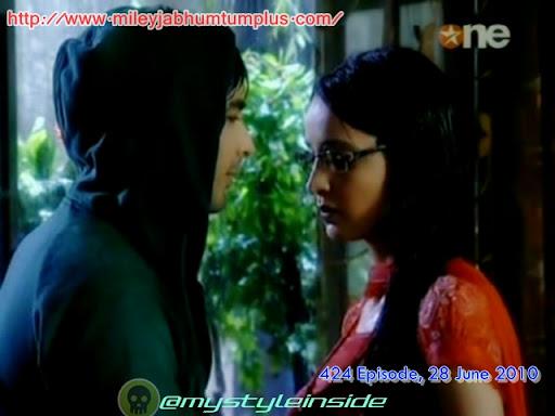 Mohit Sehgal kiss