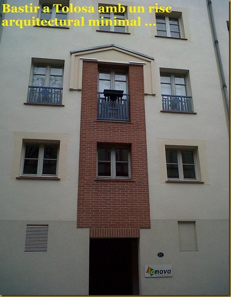 Bastir a Tolosa Arquitectura a Tolosa Genièr 2011 (27)