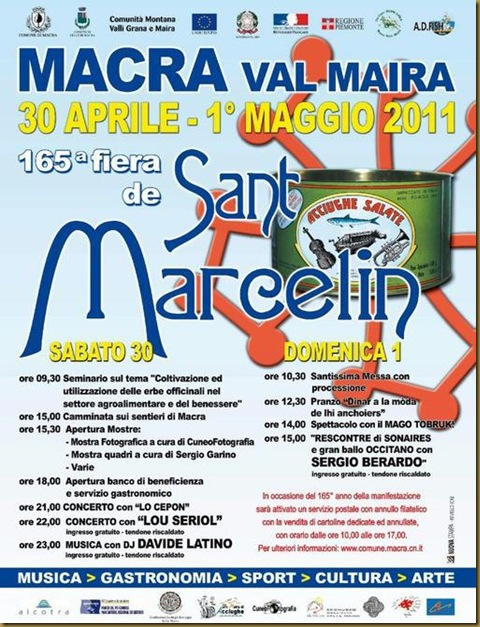 fèsta occitana Macra val maira
