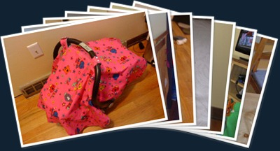View My Very First Solo Sewing Project