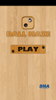 Screenshot of Maze Ball