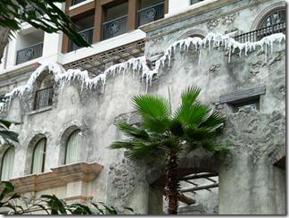 Ice-village
