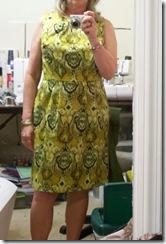 Butterick 5460 Dress