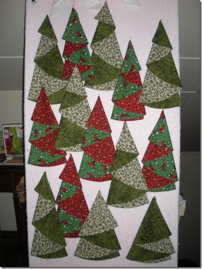 Christmas Tree Napkins 020