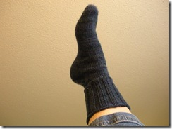 Toeup sock 006