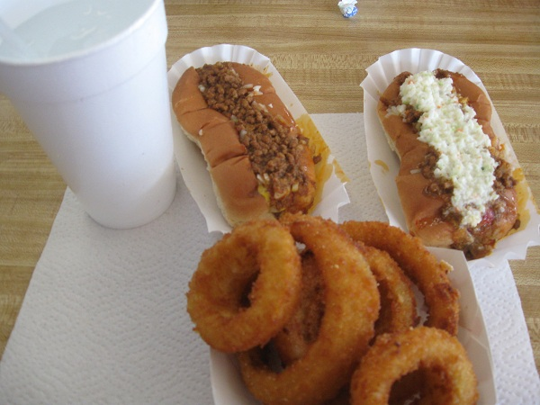 Brandi S Hot Dogs Cartersville