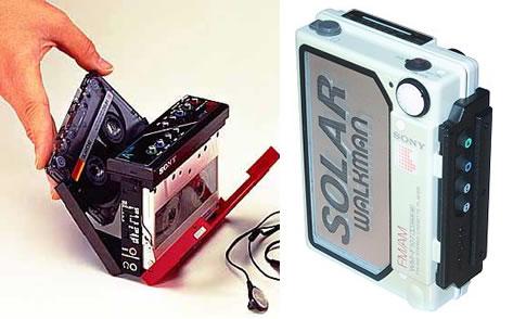 31 años del Walkman 31
