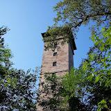 Utsiktstorn vid Alte Veste