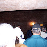 Väntrum för hissen