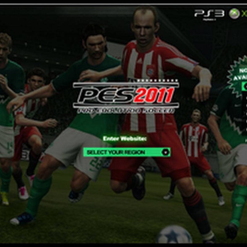 Download de PES 2011 Demo