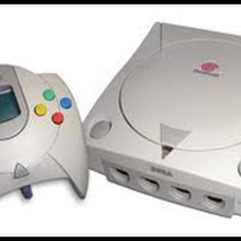 Jogos de Dreamcast no Xbox e no PS3
