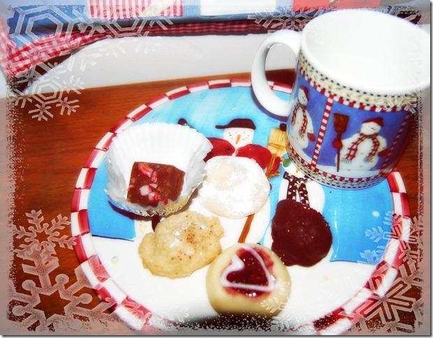 santa treats