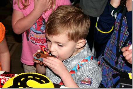 Quinn's 3rd Birthday Slickpaw's Camera 143