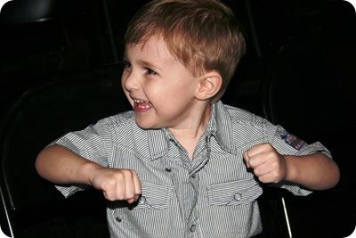Quinn's 3rd Birthday Slickpaw's Camera 045