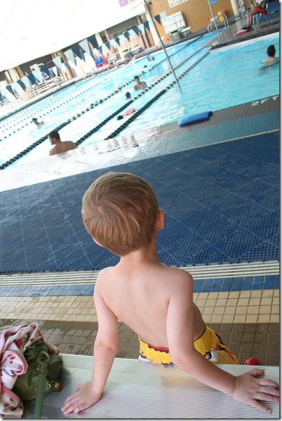 Father's Day, Toy Story 3, start of Swim Lessons 033
